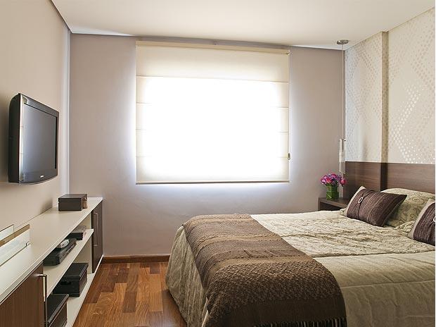decoracao de apartamentos pequenos quarto casal:Decoração de Quarto de Casal Pequeno – Homex Imóveis
