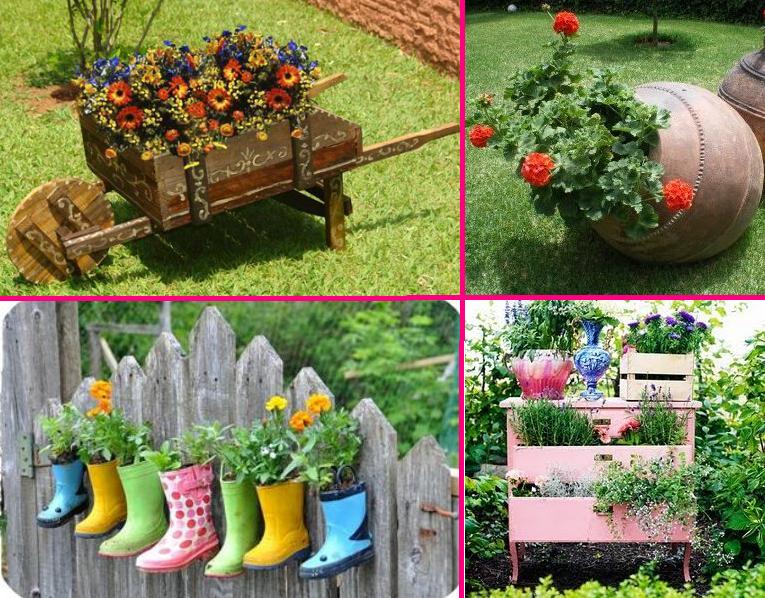 Dicas de decoração para jardim