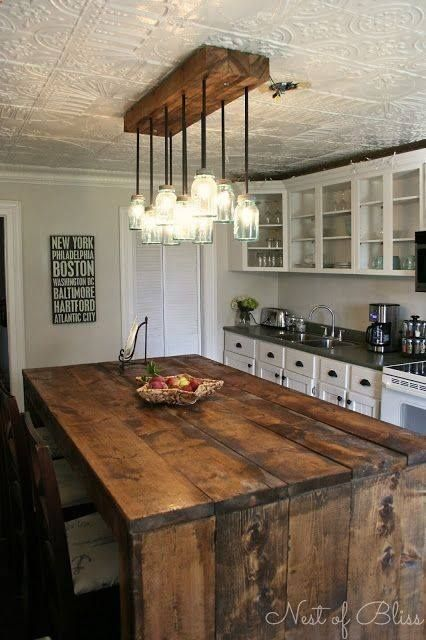decoracao cozinha rustica