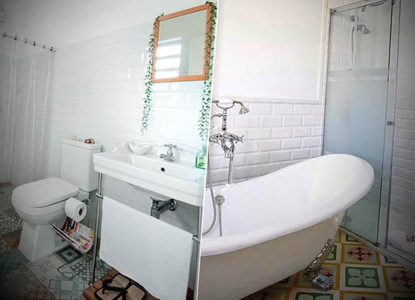 Ideias Banheiro Com Banheira : Ideias de banheiros com banheira