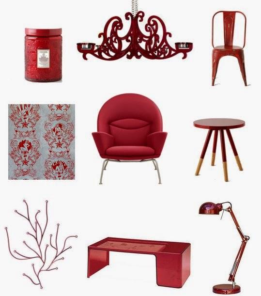 decoracao interior vermelho 11