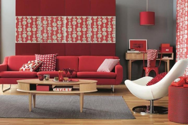 decoracao interior vermelho 3