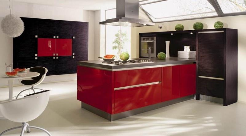 decoracao interior vermelho 4