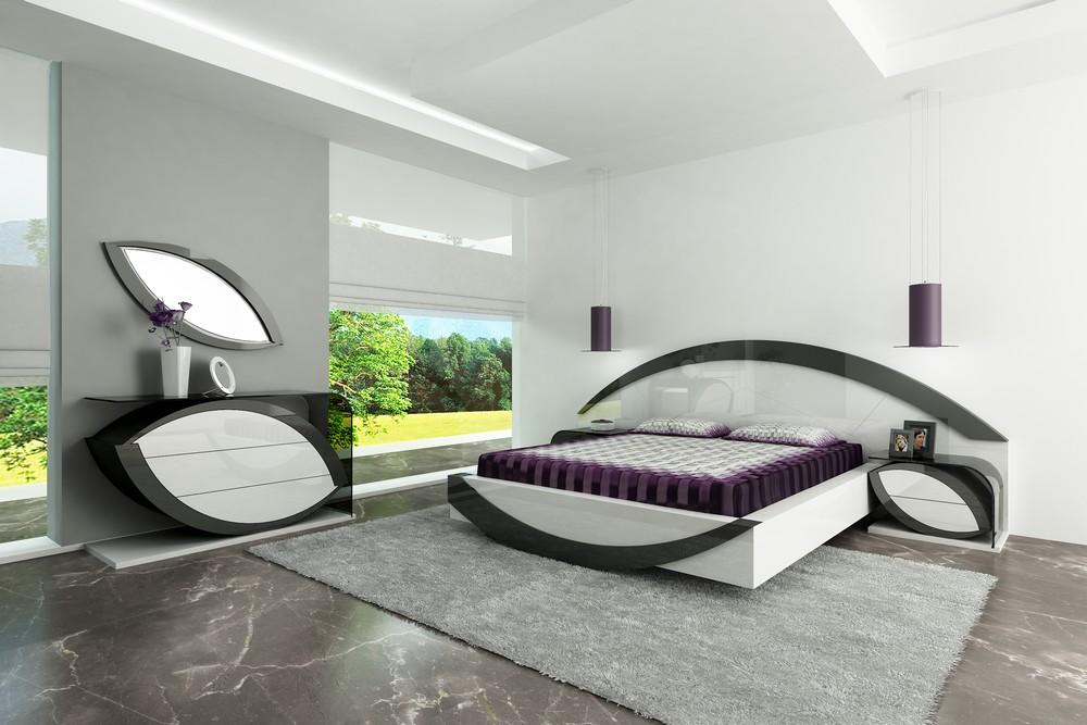 Decora o de interiores para casas modernas for Estilo moderno interiores