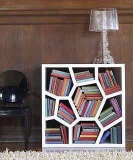 decoracao interiores estantes livros