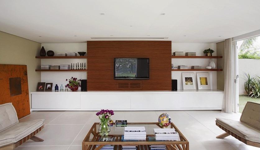 decoracao movel para tv