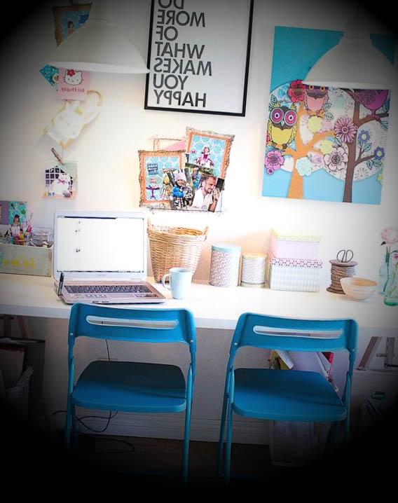 decoracao-retro-de-escritorios-ideias