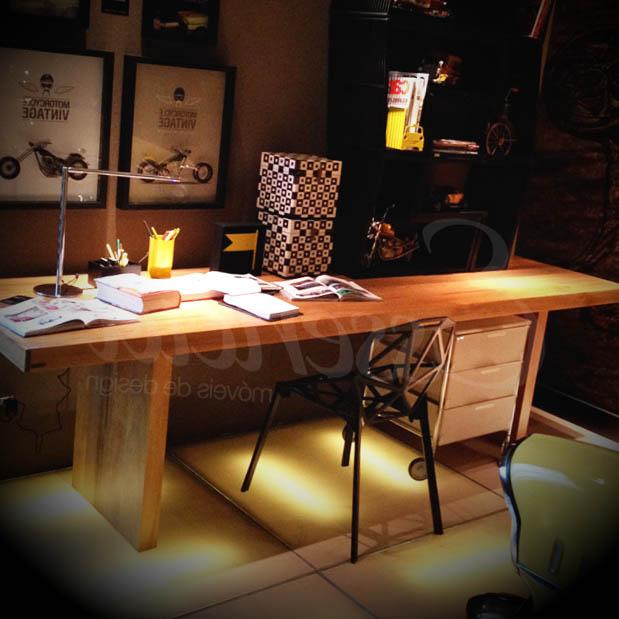 decoracao-retro-de-escritorios