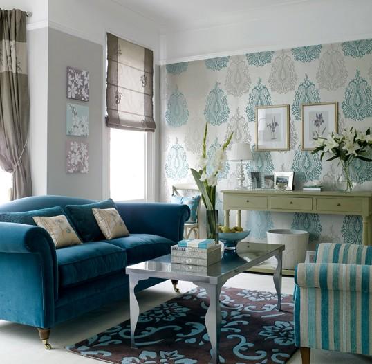 decoracao de sala retro:Siga estas dicas de como decorar uma sala de estilo vintage e confira
