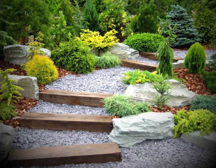 Fotos de Jardins Externos Decorados