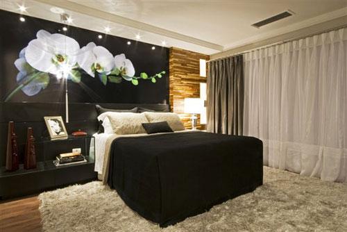 decorar quarto 2012 Tendências decoração quartos 2012