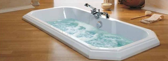 dicas banheira Dicas para escolher a banheira