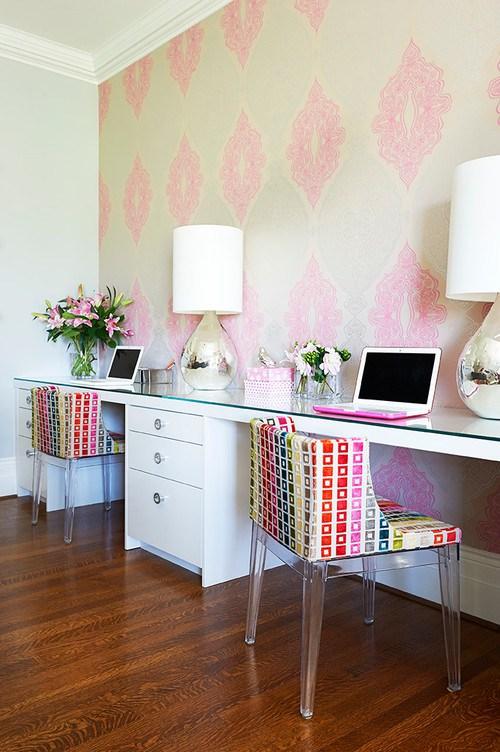 dicas decoracao escritorio duplo