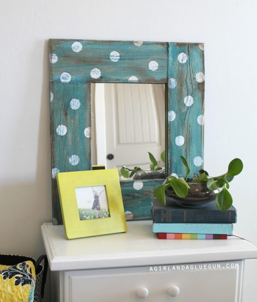 diy decoracao espelhos 5