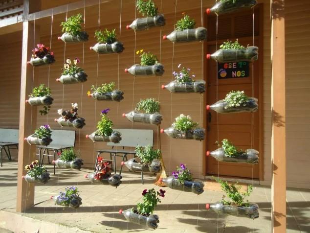 diy jardim vestical 1