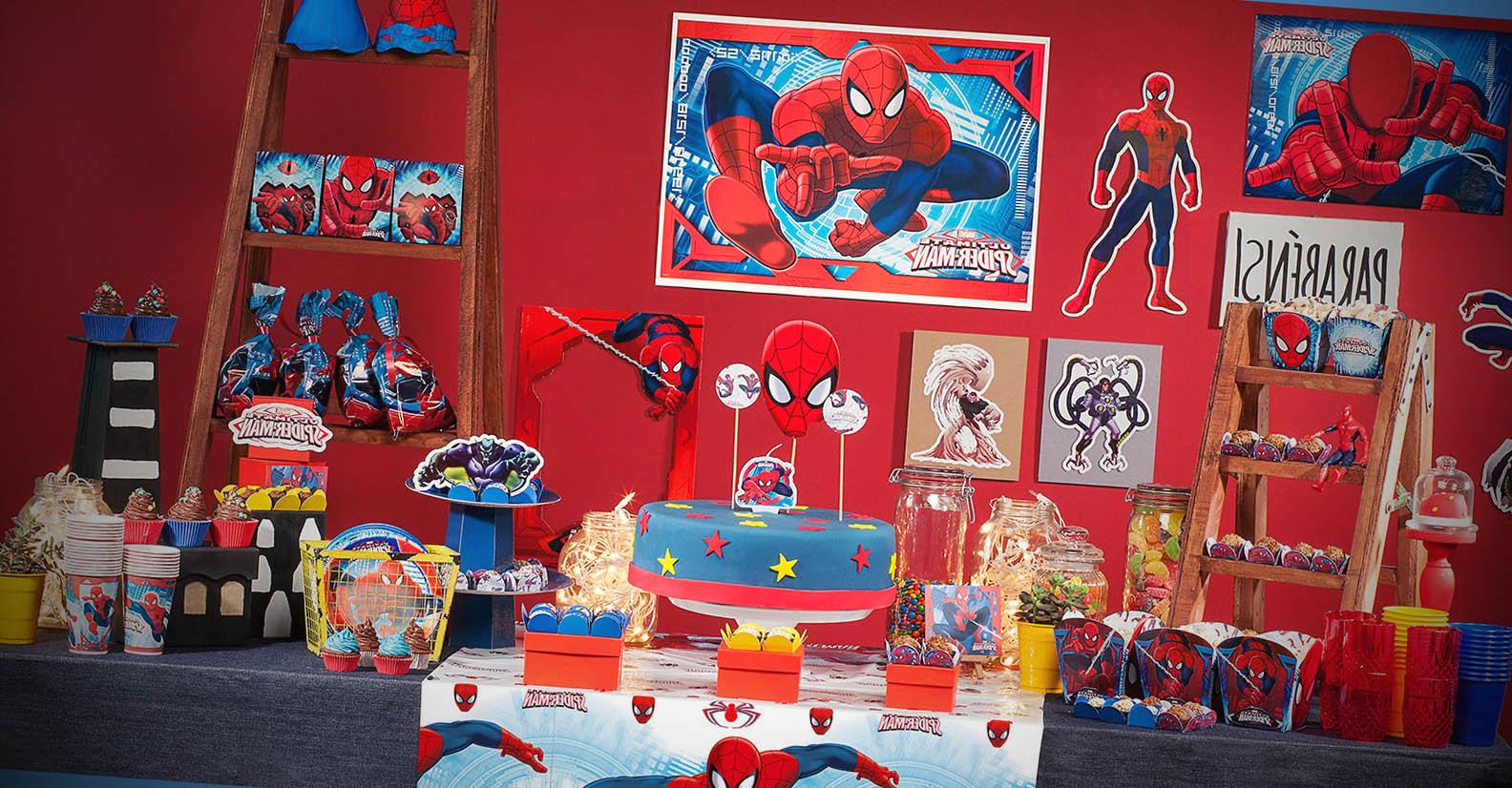 festa-homem-aranha