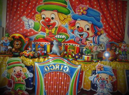 festa patati patata circo