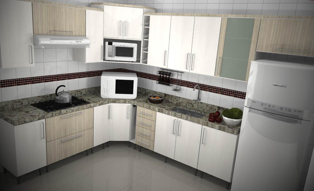 12 arm rios de cozinha planejado - Modelos de armarios ...