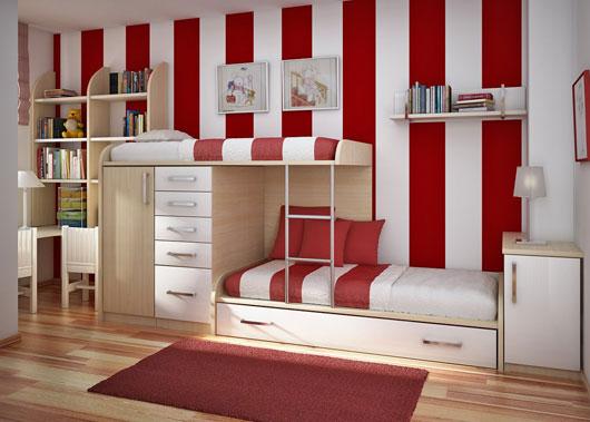 ideias decoracao quartos crianca
