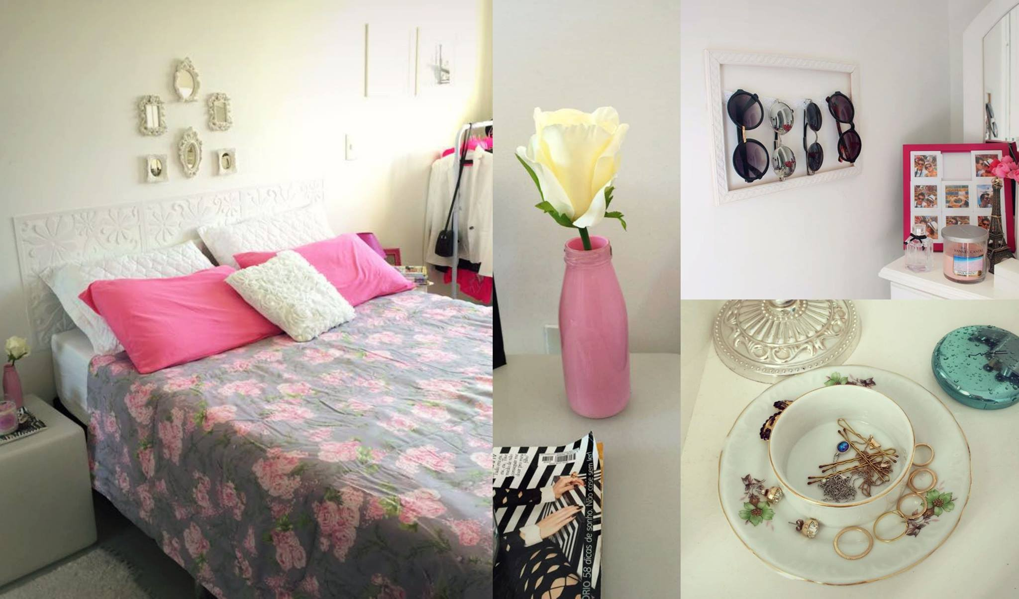 ideias decorar quarto 1