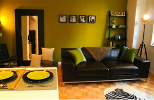 ideias decorar sala