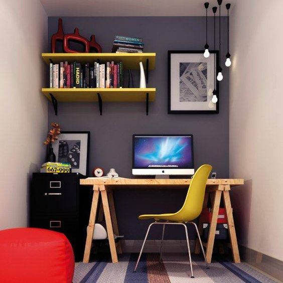 ideias iluminacao escritorio 7
