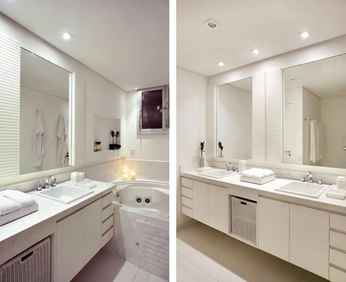iluminar banheiro 1