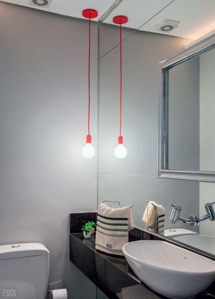 iluminar banheiro 11