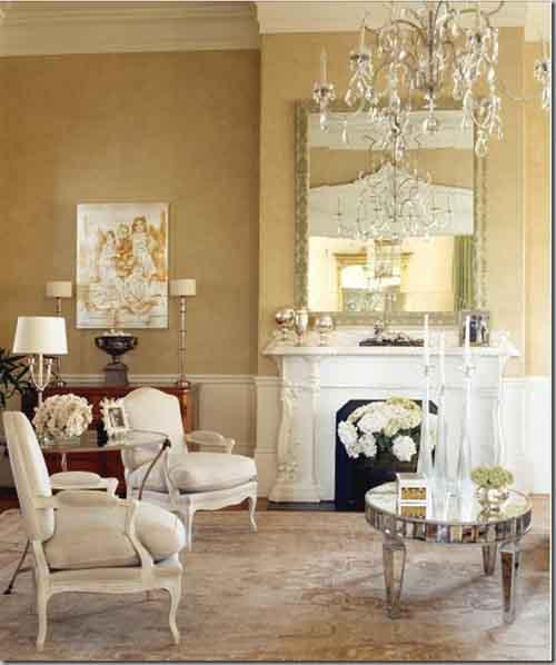 Decorar uma sala de estilo vintage - Casas decoradas estilo vintage ...