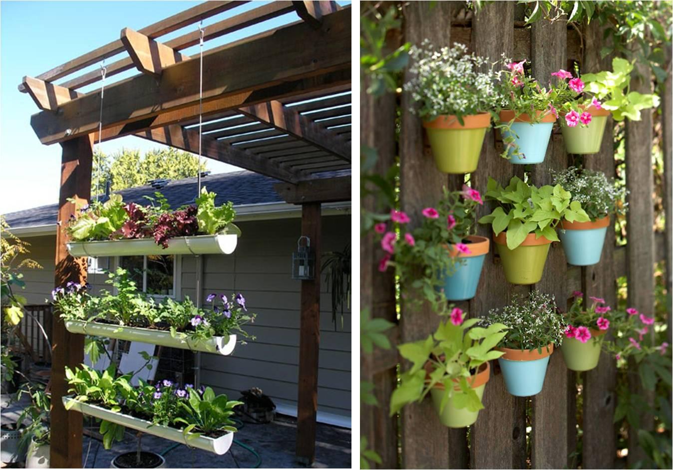 Como fazer um jardim vertical for Design jardins