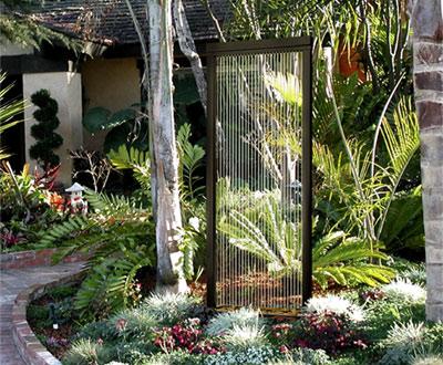 Ideias jardins pequenos for House garden decoration ideas