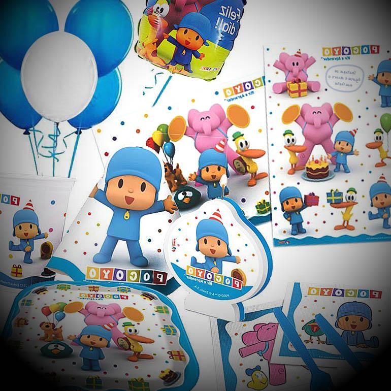 kit festa pocoyo