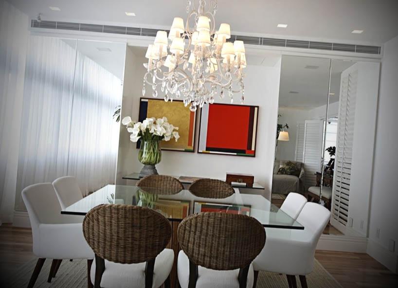Lustre Para Sala Pequena De Jantar ~ Modelos de Lustres para Salas de Jantar
