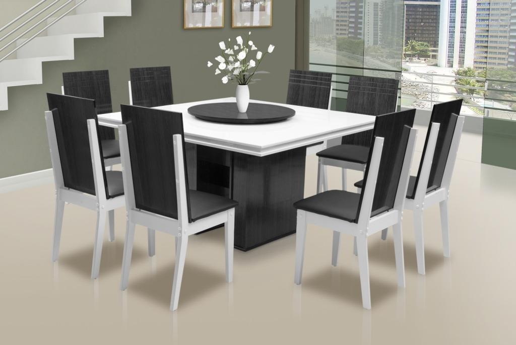 Mesa de jantar ideias e modelos de mesas de jantar for Mesas redondas modernas