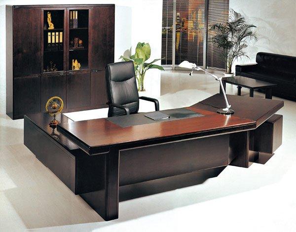 Fotos de mesas para escrit rio for Modelos de escritorios para oficina