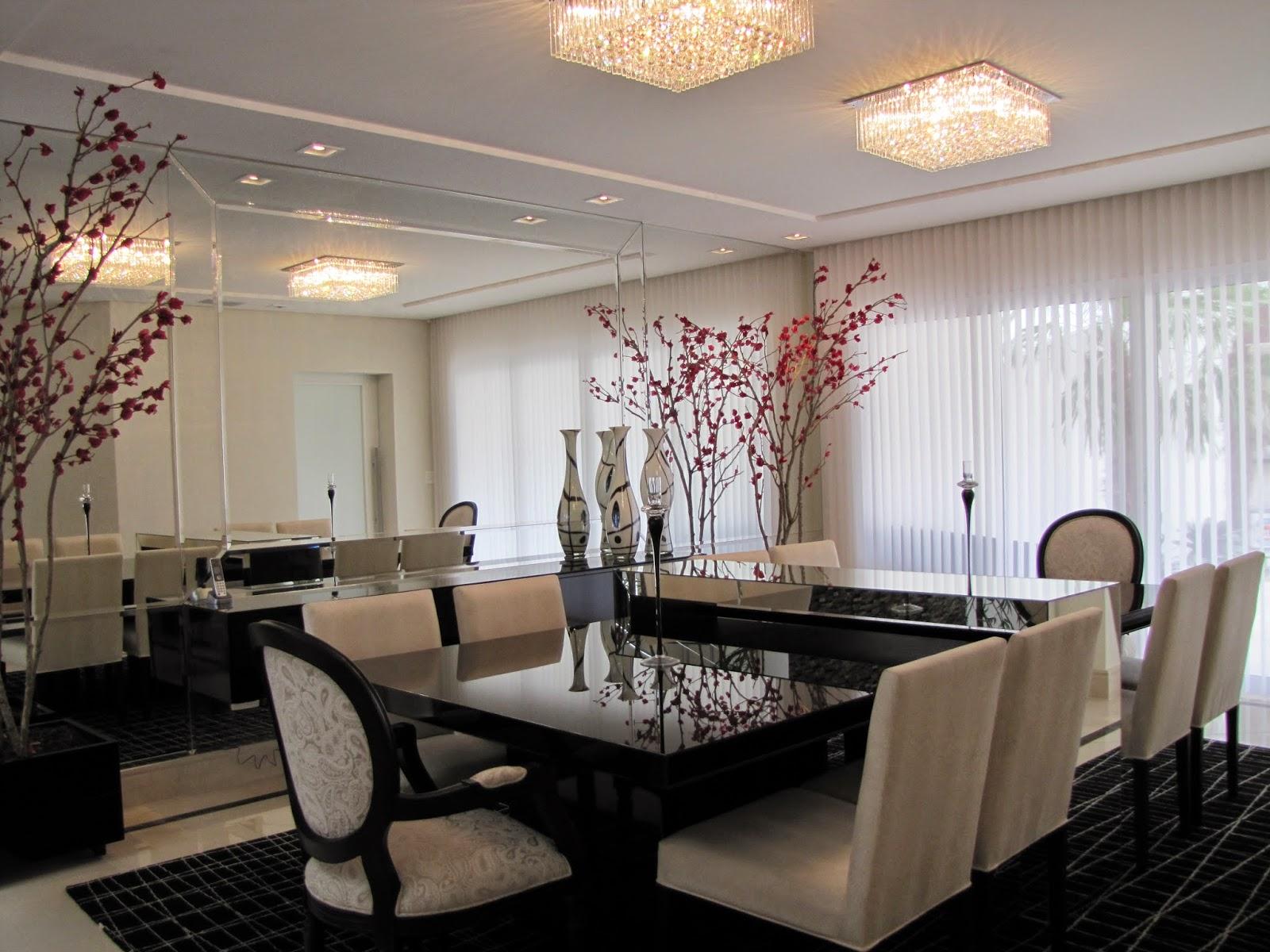 Decorao De Sala De Jantar Simples Sala Jantar Pequena Retro Ideias  -> Sala Simples Clean