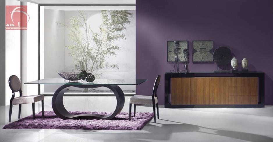 Fotos de mesas modernas para salas for Mesas de sala modernas