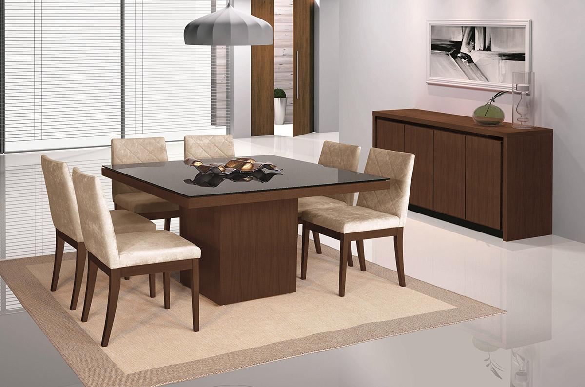 15 fant sticos modelos de mesas para sala de jantar for Modelos de mesas cuadradas