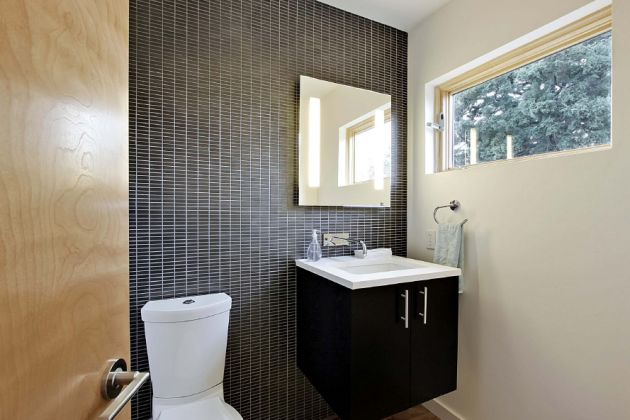#474316 Banheiros Pequenos ★ Fotos e Modelos 630x420 px modelo de banheiro simples e pequeno