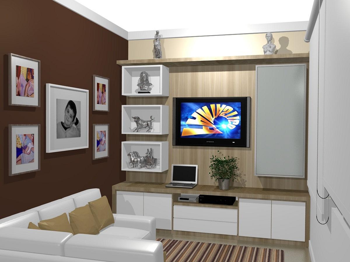 moveis planejados apartamento pequeno #1A55B1 1200 900