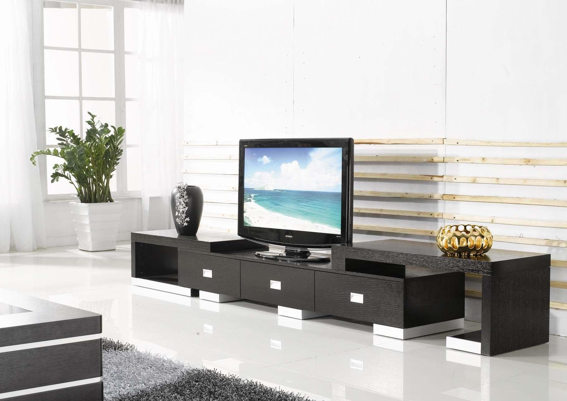 Sala De Estar Tem Tv ~ Tendências de móveis para a sala