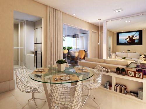 Apartamentos decorados for Departamentos decorados por dentro