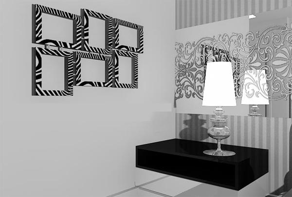 Decoração de Interiores   Quadros