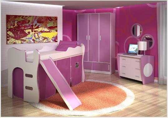 quarto de criança decoração
