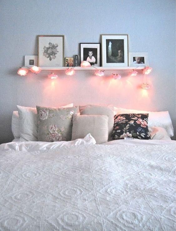 quarto de dormir decorado