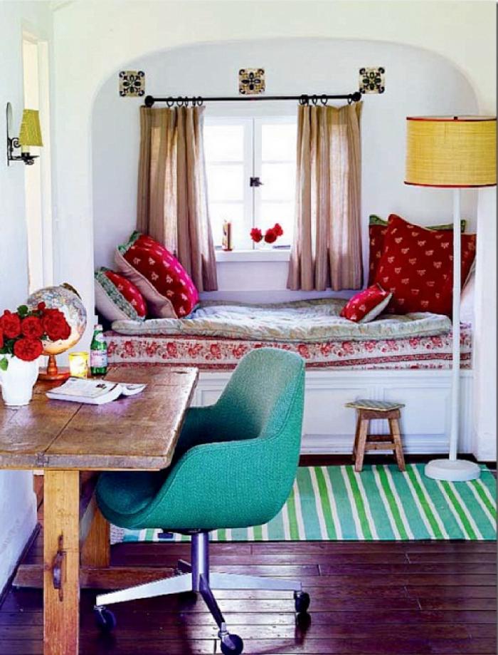 quarto decorado hippie 11