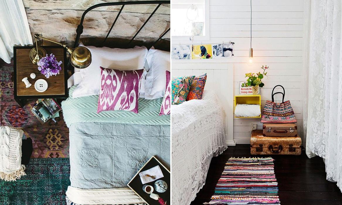 quarto decorado hippie 14