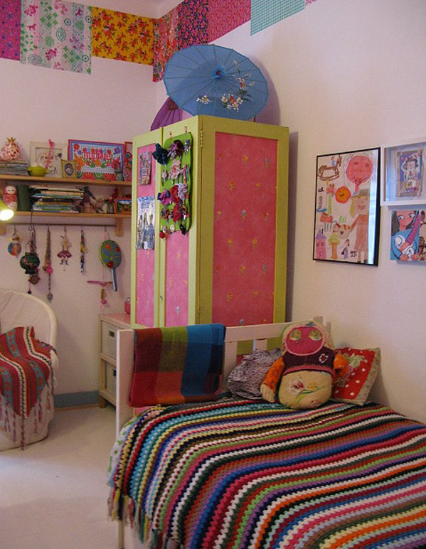 quarto decorado hippie 4