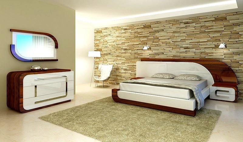 Decora o de interiores para casas modernas for Mobiliario moderno