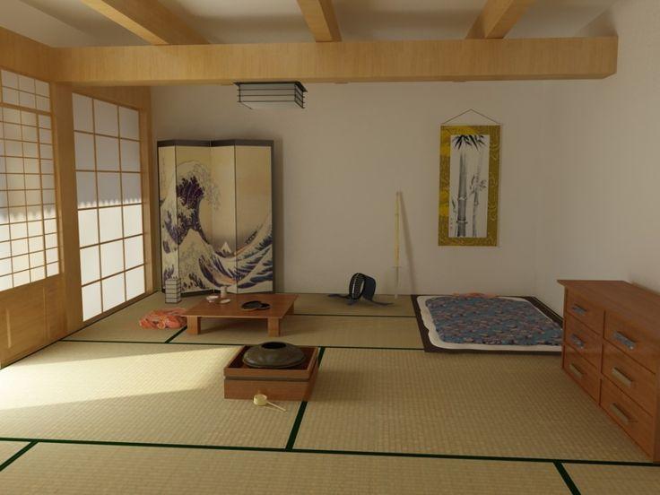 quarto oriental decorado 13